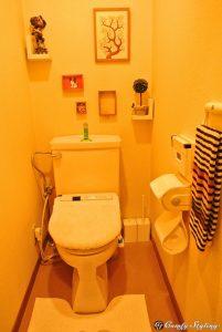 トイレ^^