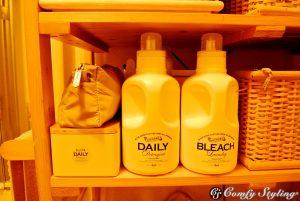 洗剤のスペース